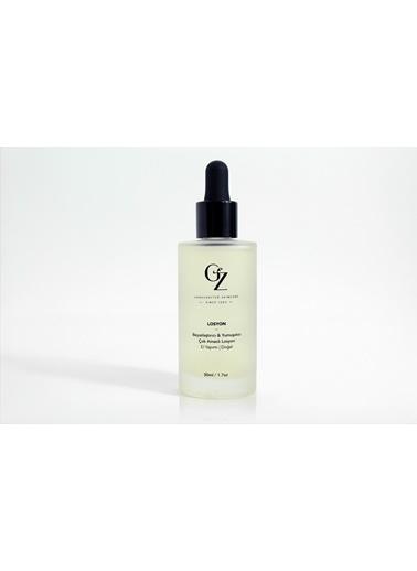 G&Z Organic Cosmetics G&Z Organic Cosmetic Vegan Beyazlatıcı Yüz Bakım Losyonu Losyon001 Renksiz